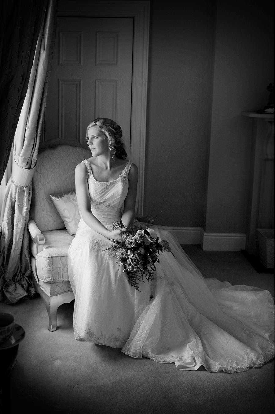 Rosie & Jam's wedding preview - Ballymagarvey Village, Co Meath 4