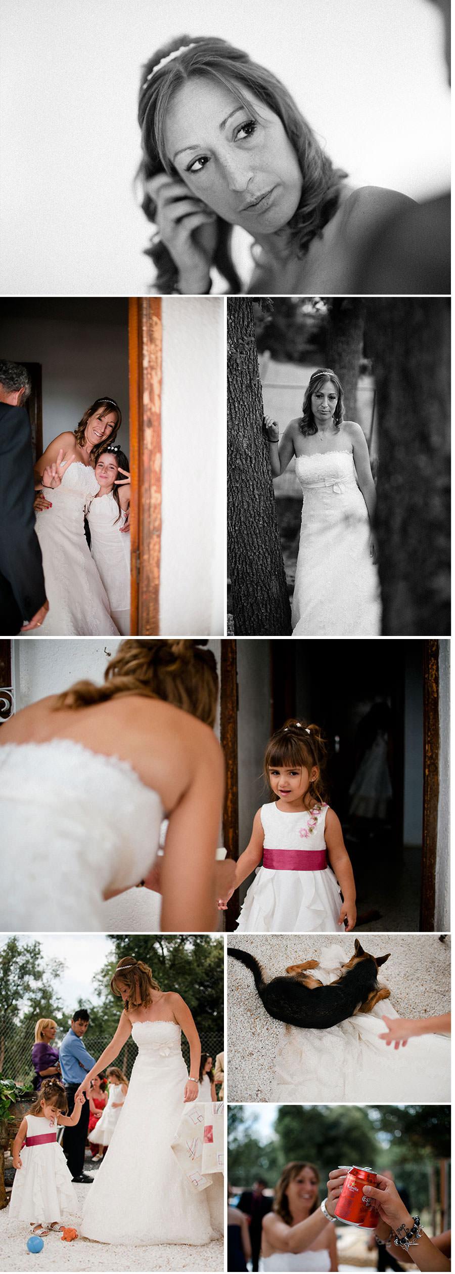 Esteban & Laura's wedding at Mas Sola, Santa Coloma de Farners, Spain. 149