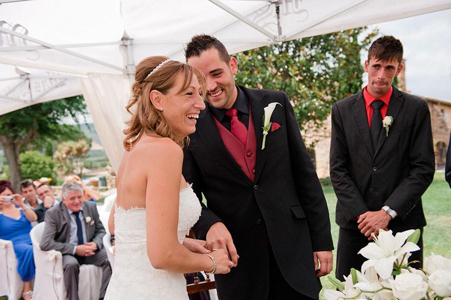 Esteban & Laura's wedding at Mas Sola, Santa Coloma de Farners, Spain. 165