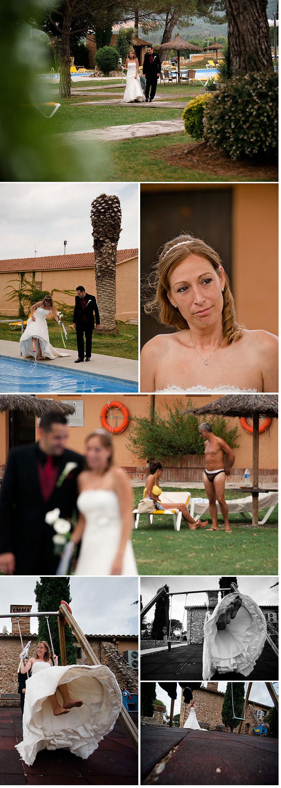 Esteban & Laura's wedding at Mas Sola, Santa Coloma de Farners, Spain. 171