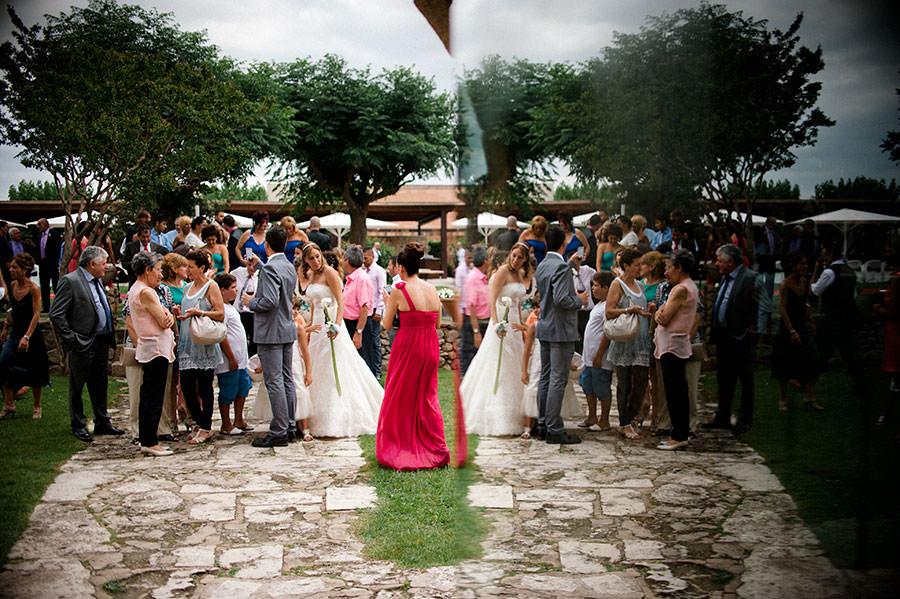 Esteban & Laura's wedding at Mas Sola, Santa Coloma de Farners, Spain. 176