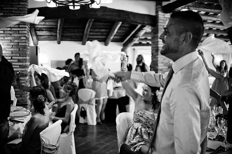 Esteban & Laura's wedding at Mas Sola, Santa Coloma de Farners, Spain. 178