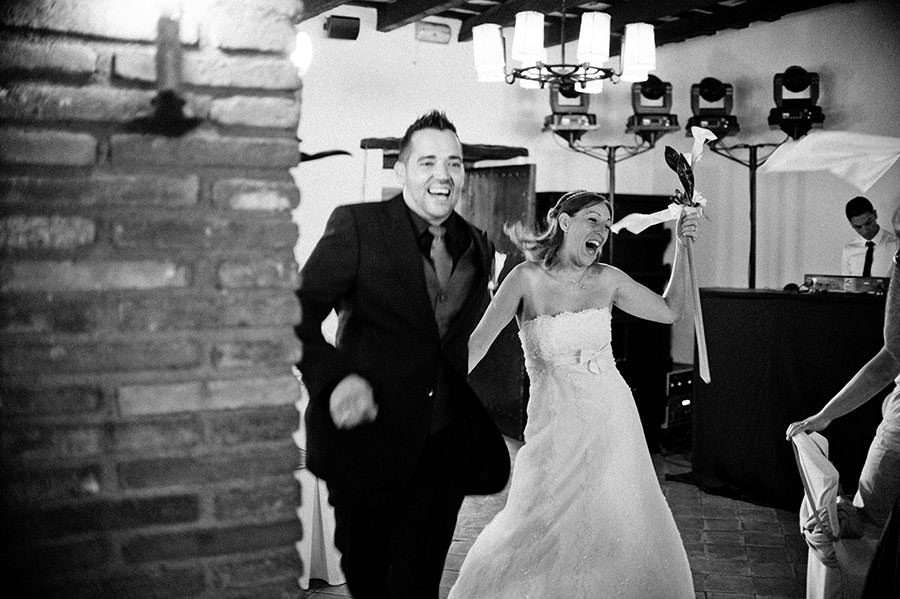 Esteban & Laura's wedding at Mas Sola, Santa Coloma de Farners, Spain. 180