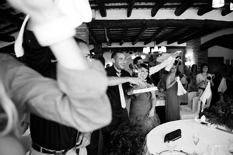 Esteban & Laura's wedding at Mas Sola, Santa Coloma de Farners, Spain. 187