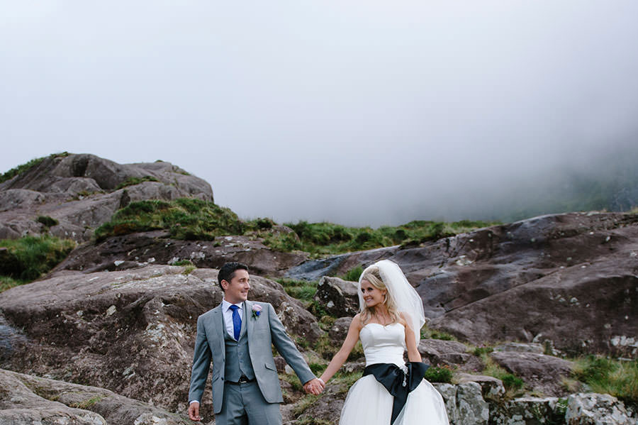 T + T | Ballintaggart House Wedding | Dingle | Kerry Wedding Photographer 163