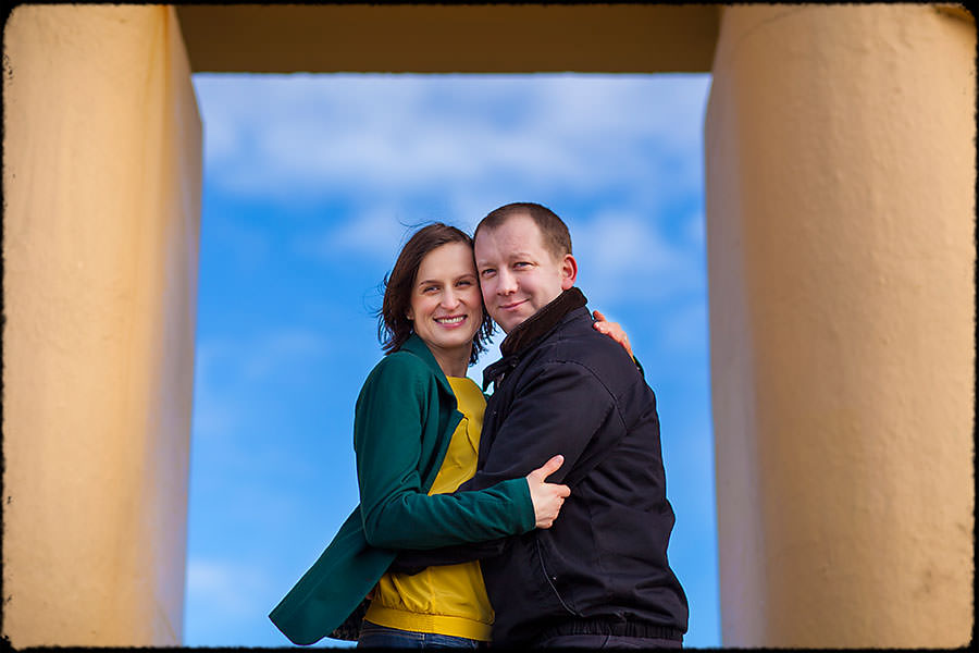 M + J | Couple In Love | Dublin Engagement Session 12