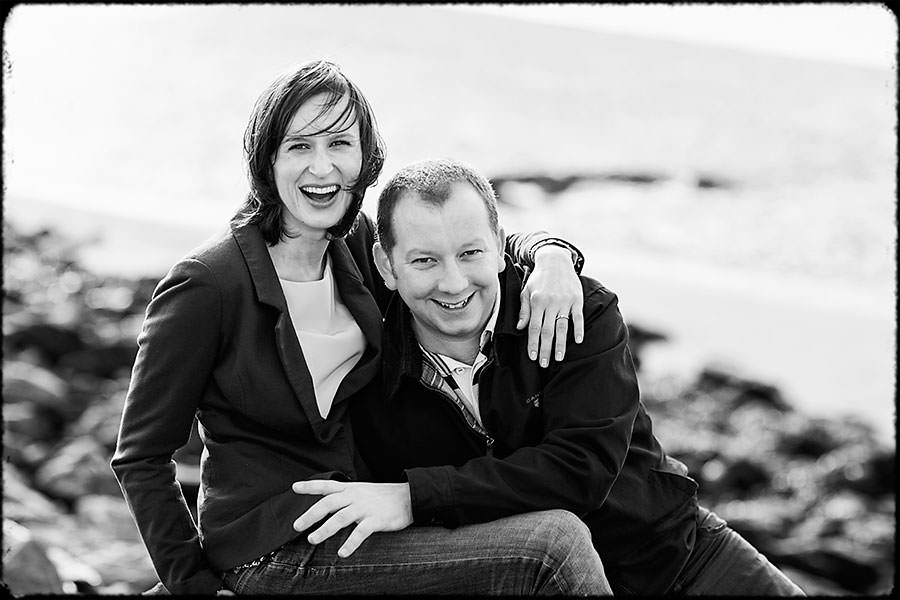 M + J | Couple In Love | Dublin Engagement Session 14