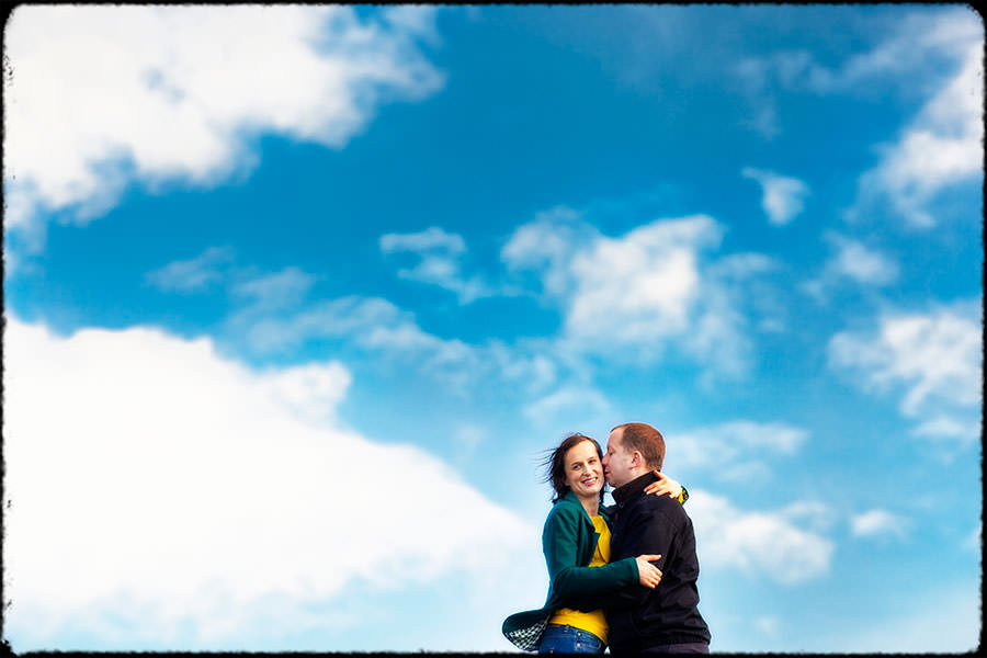 M + J | Couple In Love | Dublin Engagement Session 17