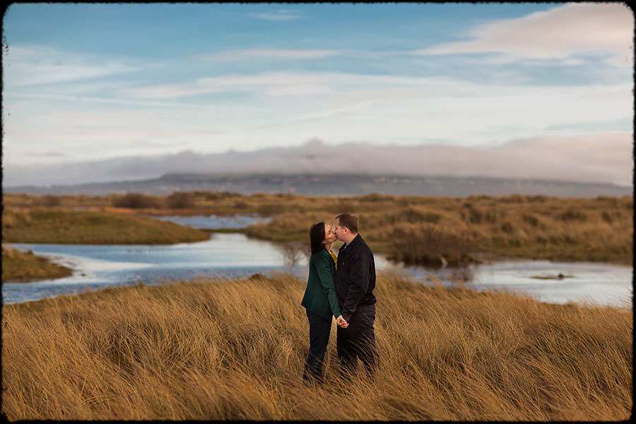 M + J | Couple In Love | Dublin Engagement Session 5
