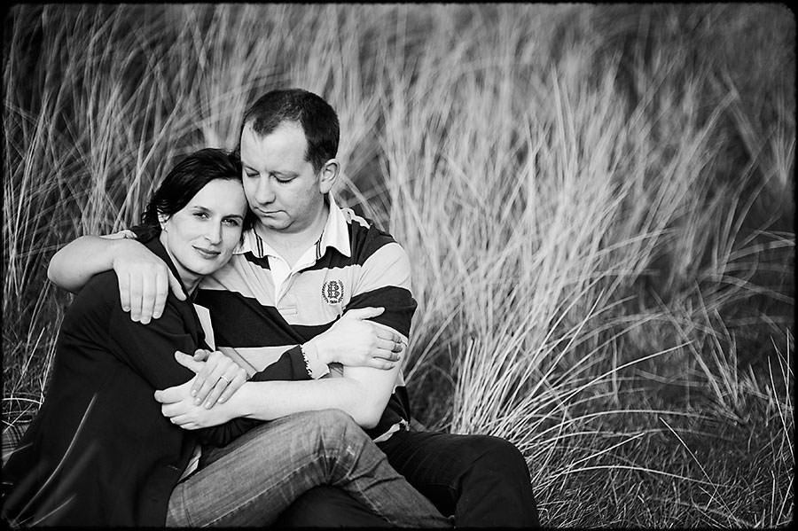 M + J | Couple In Love | Dublin Engagement Session 7