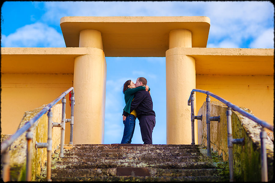M + J | Couple In Love | Dublin Engagement Session 10