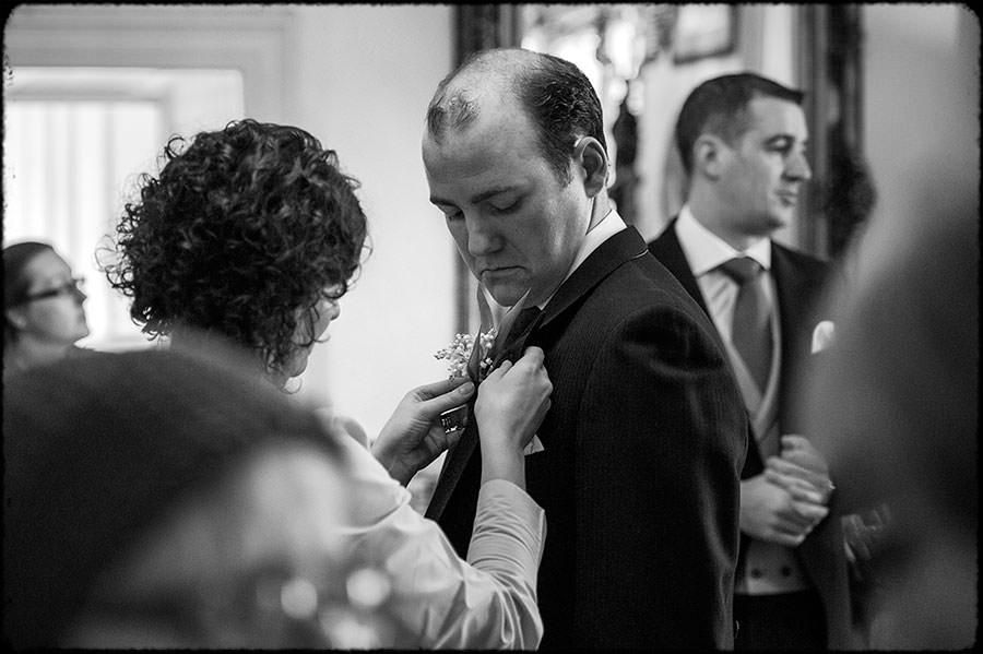 N + M | Durrow Castle Wedding | Dublin Wedding Photographer 15