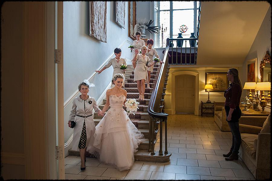 N + M | Durrow Castle Wedding | Dublin Wedding Photographer 25