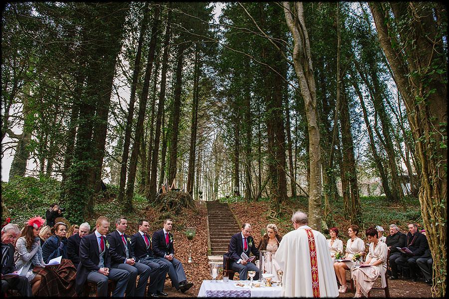 N + M | Durrow Castle Wedding | Dublin Wedding Photographer 36