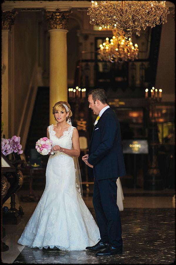 Ch + T | The Shelbourne Dublin Hotel Wedding | Dublin Wedding Photography 33