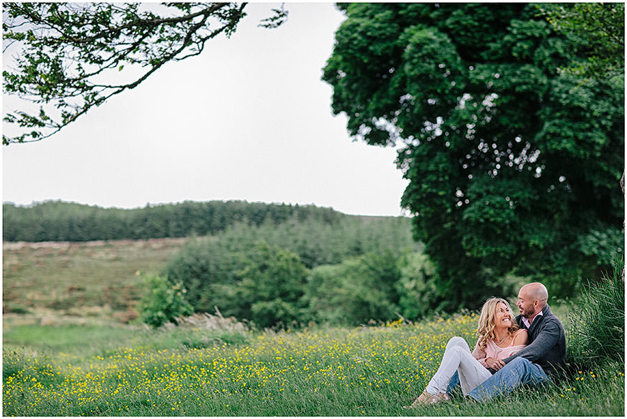 M + C | Couple in Love | Wicklow Engagement Session 3