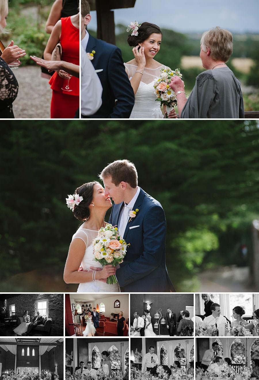 P + R | Barnabrow Country House Wedding | Irish - Australian Wedding | Cork Wedding Photography 15