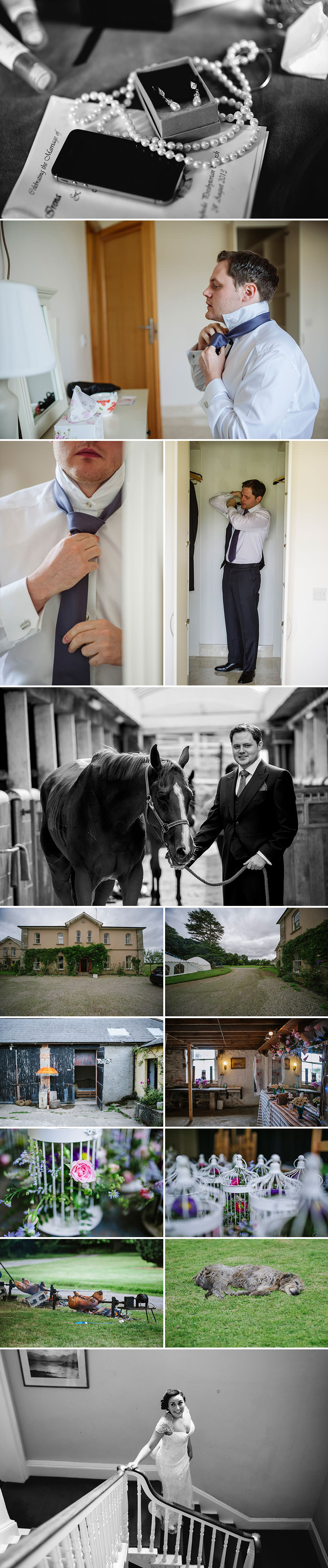 I + D | Rossnaree House Garden Wedding | Dublin Wedding Photographer | 43