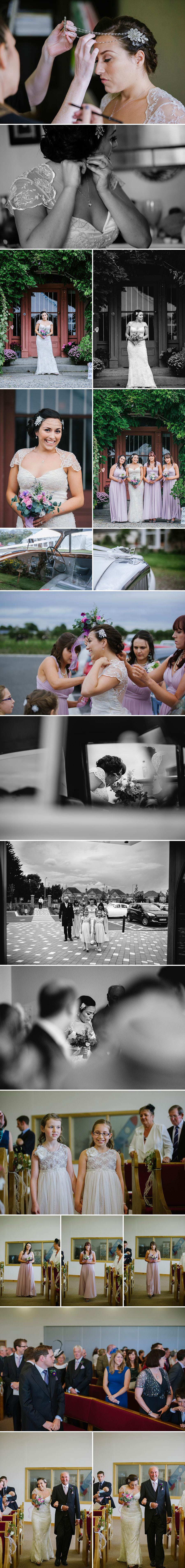 I + D | Rossnaree House Garden Wedding | Dublin Wedding Photographer | 44