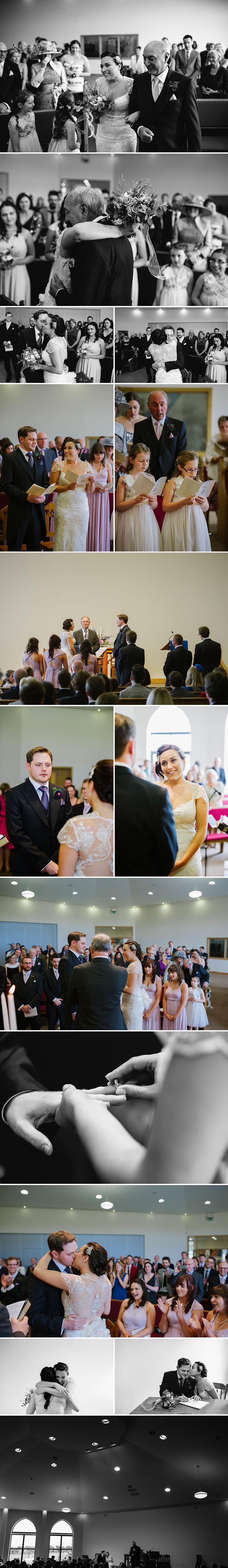 I + D | Rossnaree House Garden Wedding | Dublin Wedding Photographer | 45