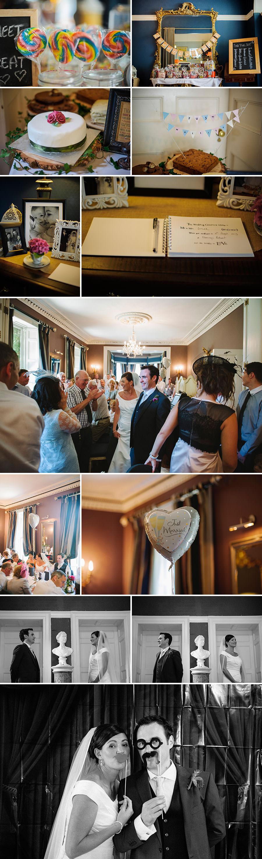 L + J | Garden Outdoor Wedding | Flemings Restaurant | Cork Wedding Photography 21