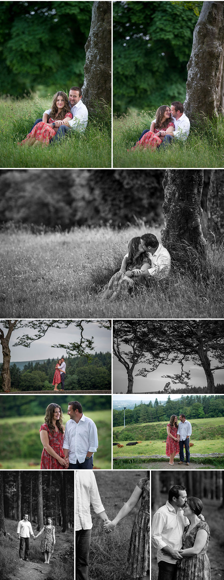 M + G | Couple in Love | Wicklow Engagement Session | Dublin Love Photographer 4