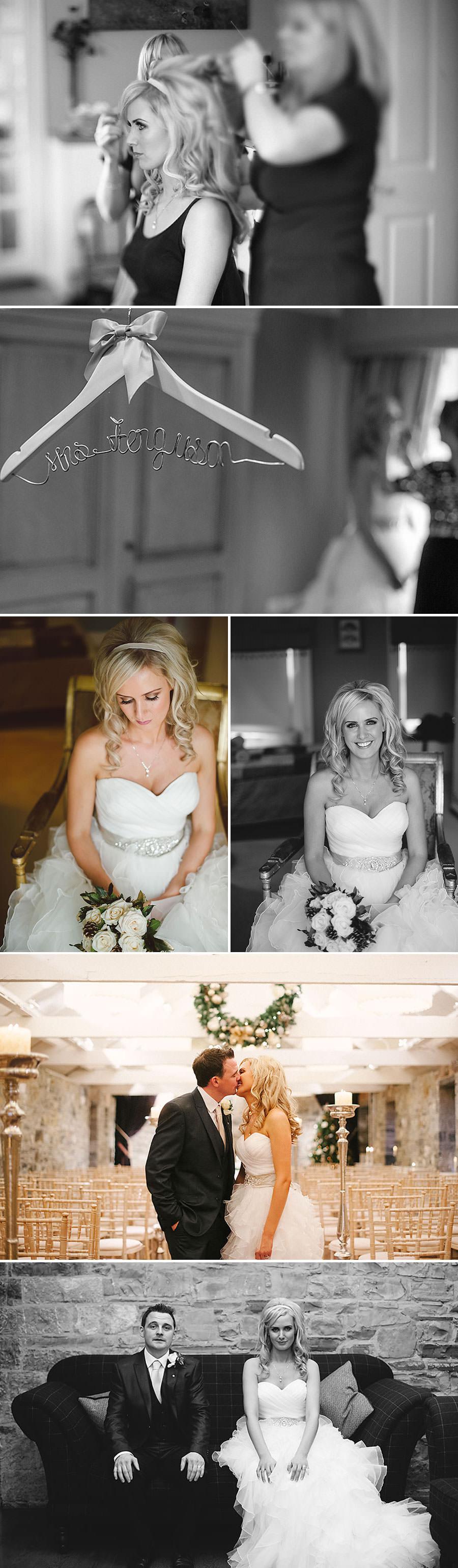 A + D | Ballymagarvey Village Humanist Wedding | Preview | Irish Wedding Photography | 1