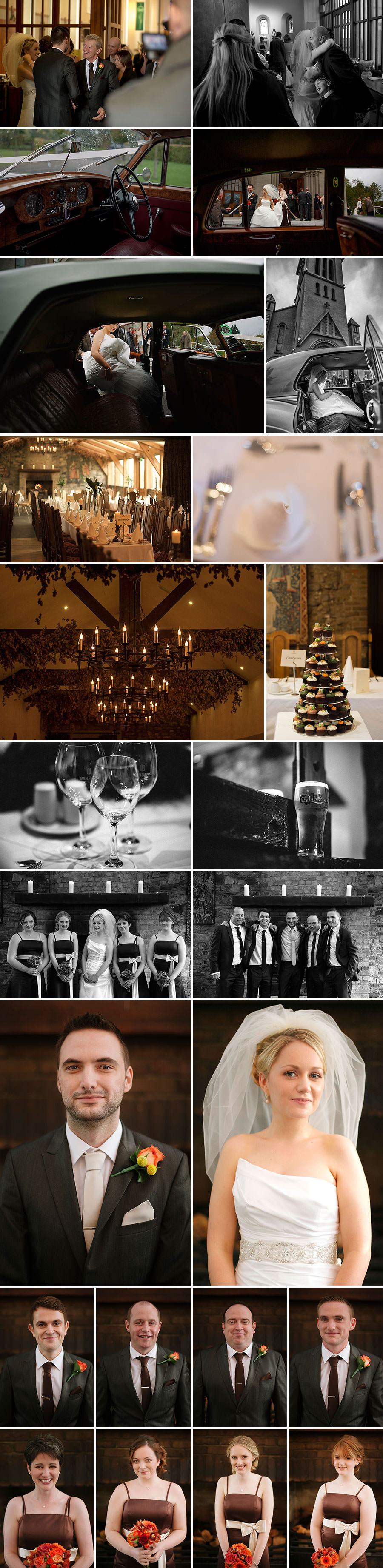 E + C | Barberstown Castle Wedding | Irish Modern Wedding Photography | 13