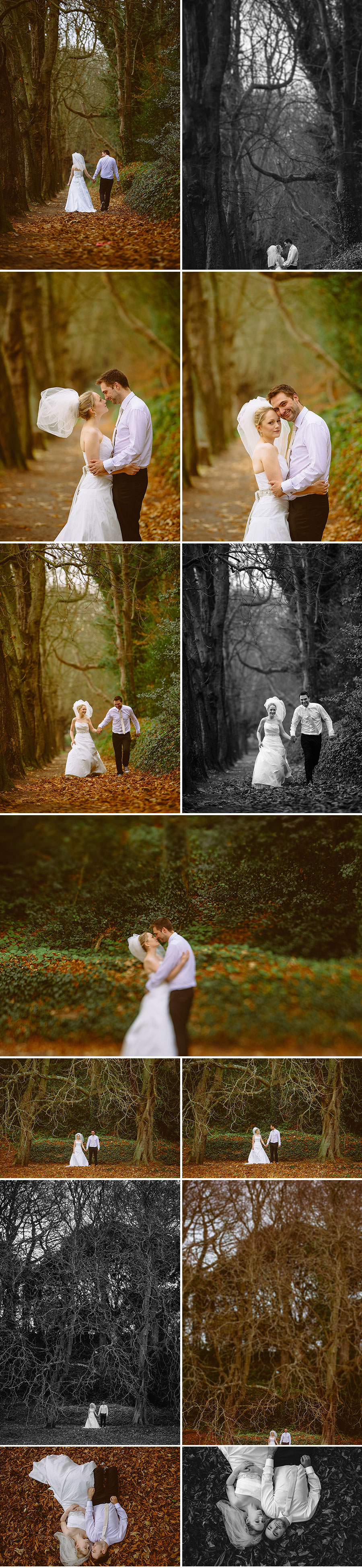 E + C | Barberstown Castle Wedding | Irish Modern Wedding Photography | 16