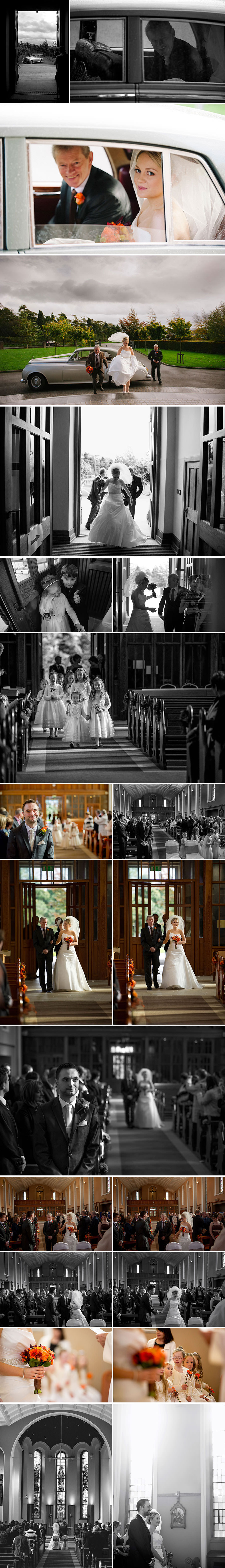 E + C | Barberstown Castle Wedding | Irish Modern Wedding Photography | 4
