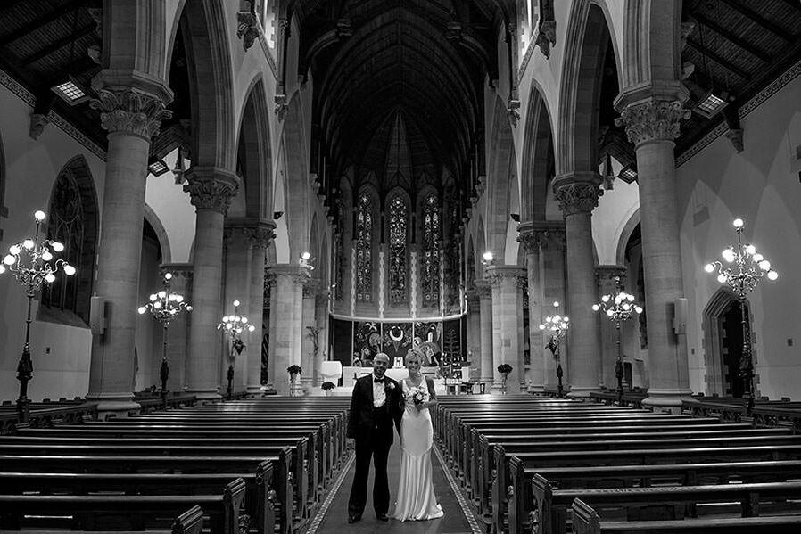 One Frame | St Macartan's Cathedral | Irish Wedding Photography 111