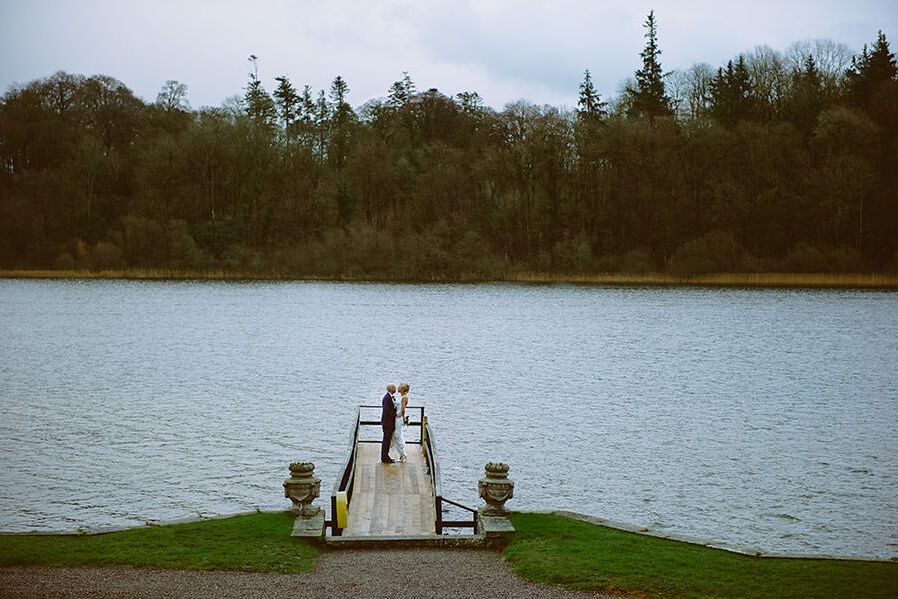 M + C | castle Leslie wedding preview | st macartan's cathedral | Irish wedding photography 109