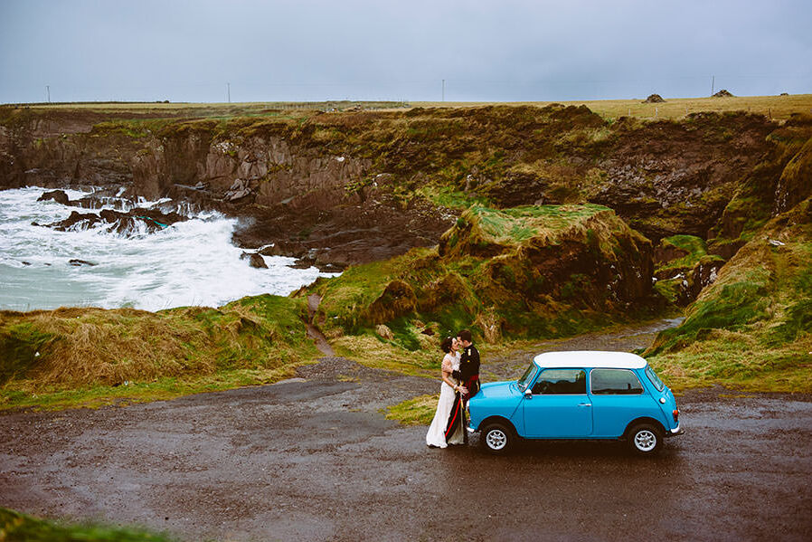 J + D | Ballintaggart House Wedding Preview | Alternative Wedding Photography | Ireland 110