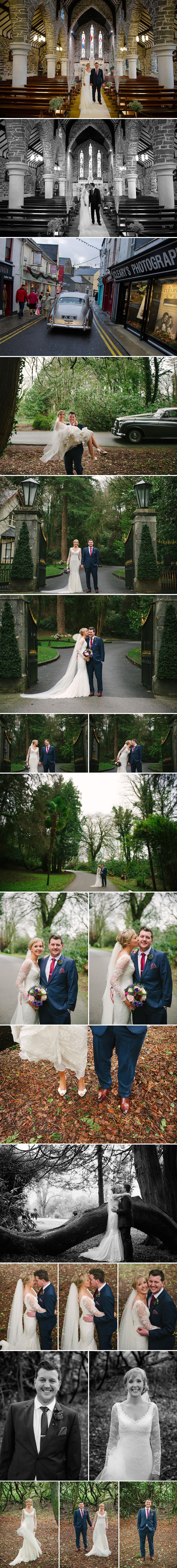 Ballyseede Castle Wedding (4)
