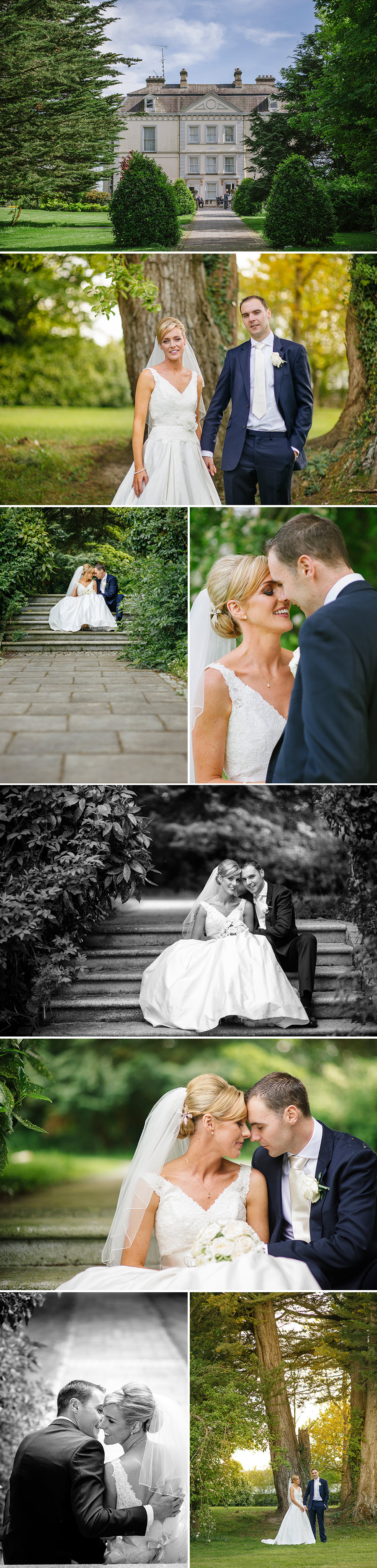 Balyna House Wedding Ireland Photographers Fine Art Wedding Photographer 5