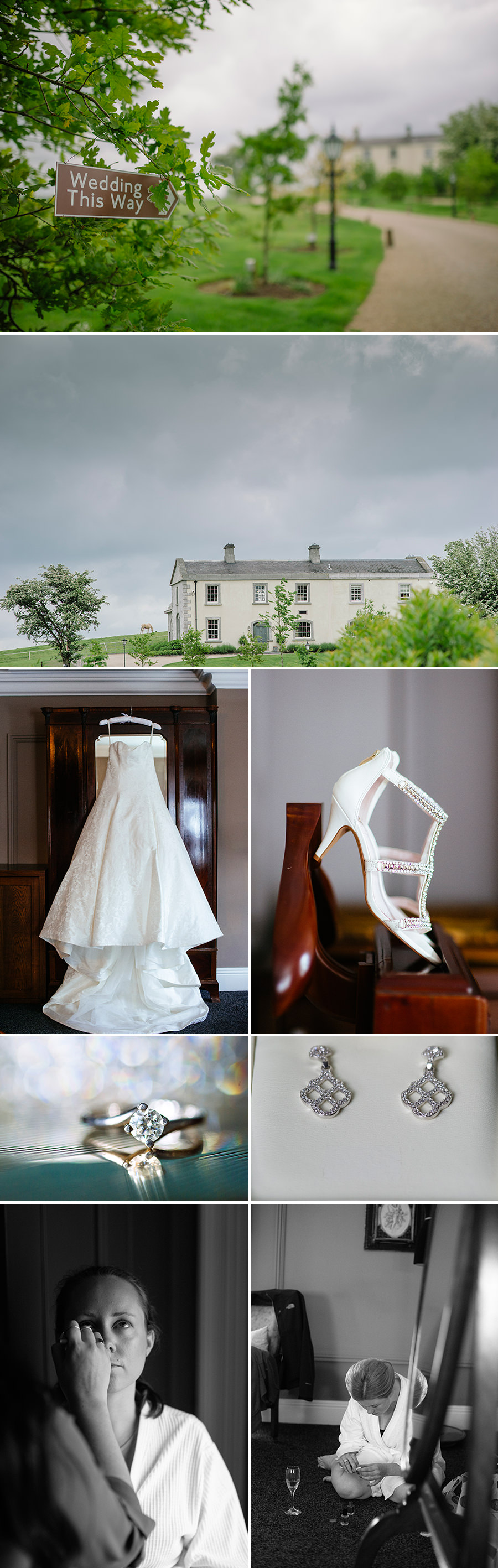 clonabreany house wedding irish wedding photographers 1