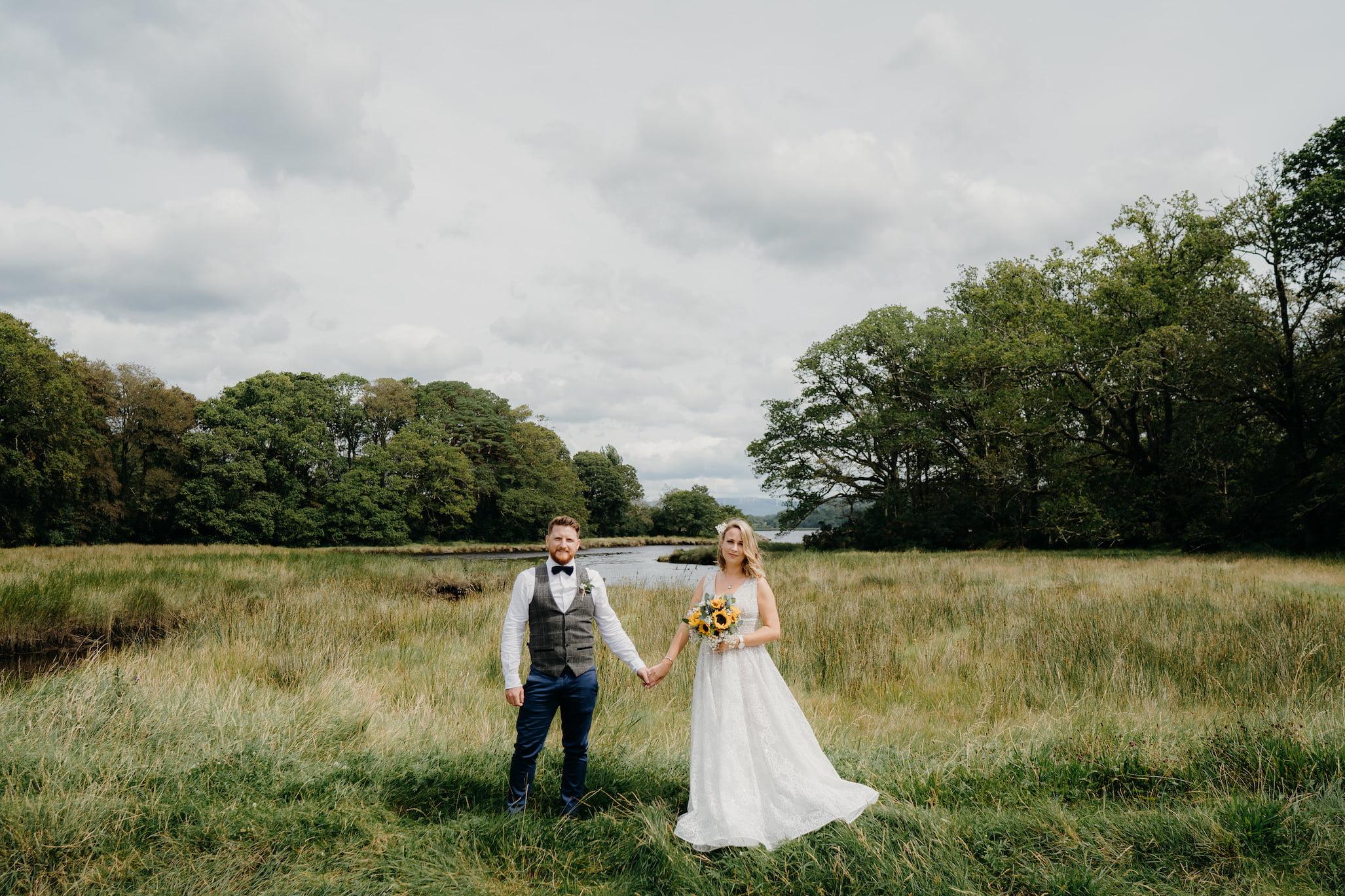 Dromquinna Manor Wedding - Relaxed Kerry Wedding Photography 97