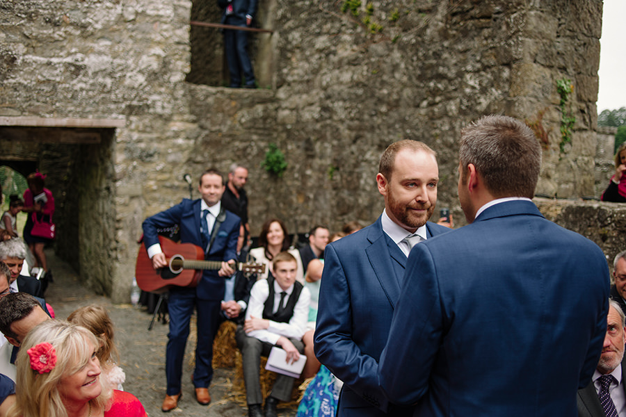 18_loughcrew gardens wedding_outdoor garden wedding