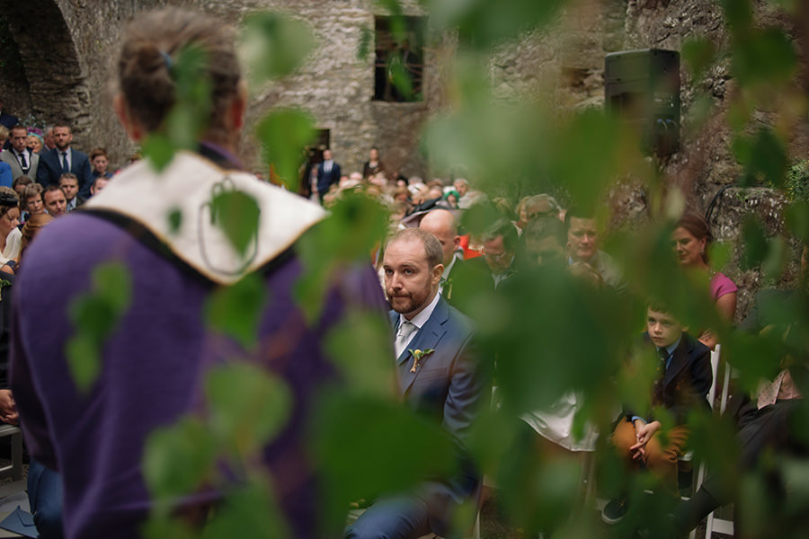20_loughcrew gardens wedding_outdoor garden wedding