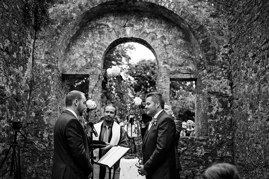 30_loughcrew gardens wedding_outdoor garden wedding