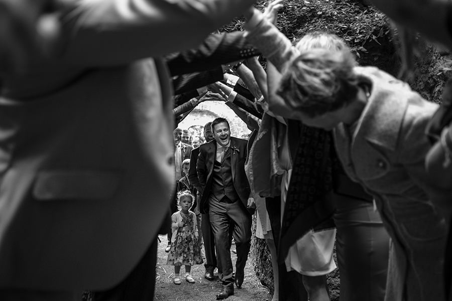 34_loughcrew gardens wedding_outdoor garden wedding