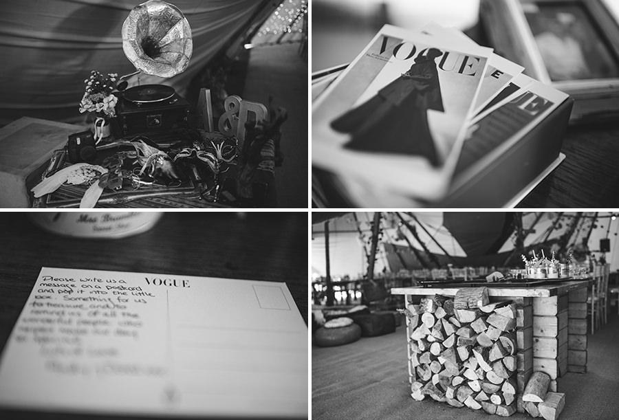 36_teepee wedding ireland_magnakata marquees_vintage details
