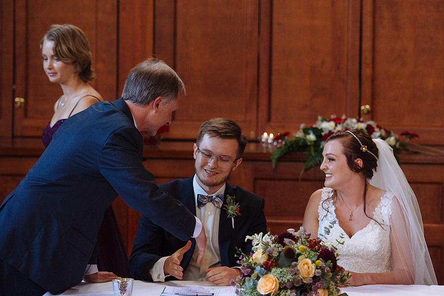 47-American Wedding in Ireland-intimate wedding