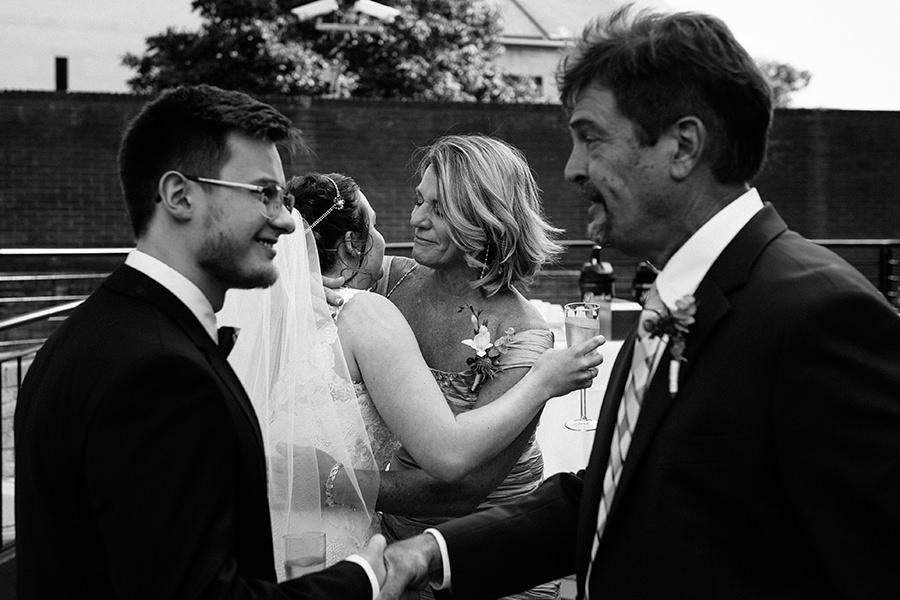 49-American Wedding in Ireland-intimate wedding