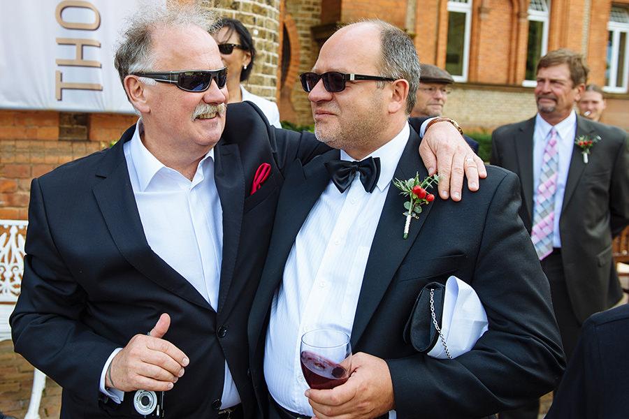 53-American Wedding in Ireland-intimate wedding