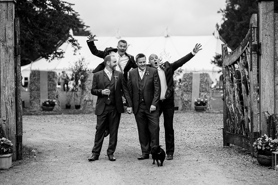 59_loughcrew gardens wedding_outdoor garden wedding