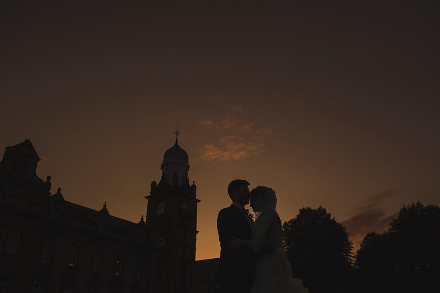 75-American Wedding in Ireland-intimate wedding