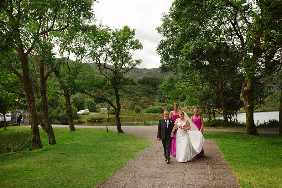 gougane barra wedding-cork wedding photographer-17