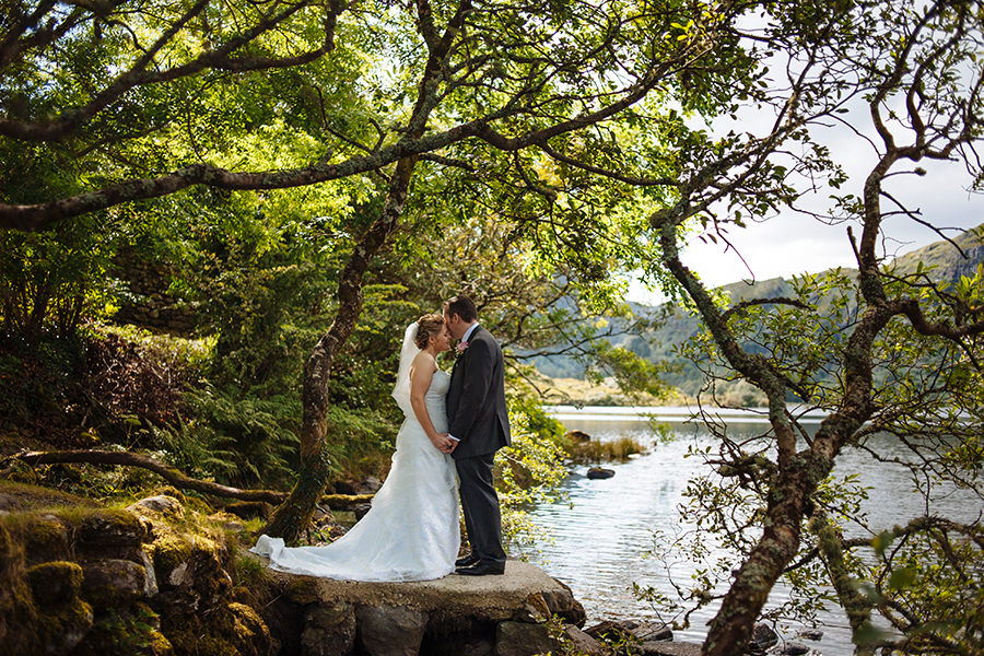 gougane barra wedding-cork wedding photographer-36