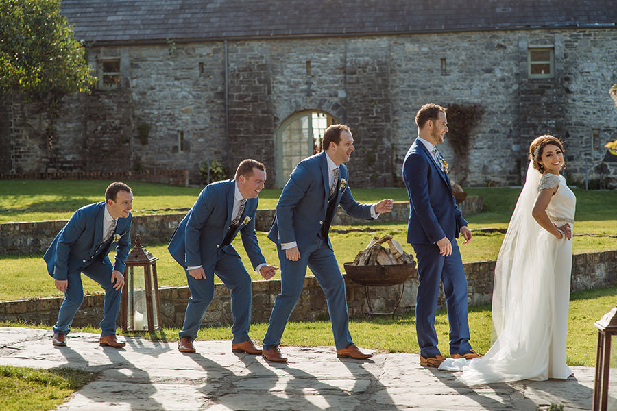 ballymagarvey village-irish wedding photographers-63
